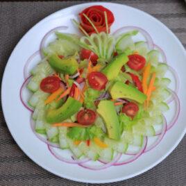 Canary Hotel Restaurant - Salad